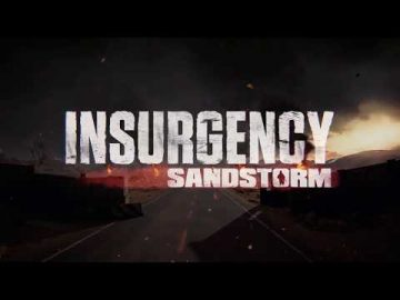 INSURGENCY SANDSTORM (Fan Made Trailer)